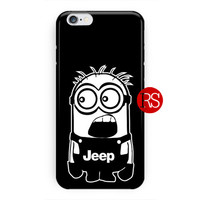 Jeep Minion For iPhone 6 / 6 Plus Case