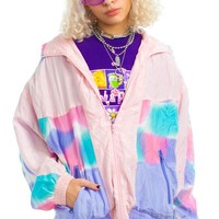 Vintage 80's Beautex Windbreaker - One Size Fits Many