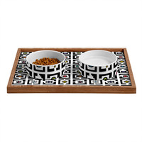 Andi Bird Tip Top Pet Bowl and Tray