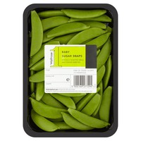 Waitrose 1 Baby Sugar Snap Peas at Ocado