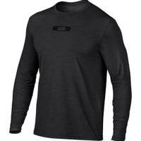 Oakley Men's Melange Long Sleeve Rash Guard