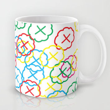 cloud pool color 2 Mug by CloudPool