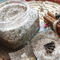 Cinnamon Herbal Bath Soak