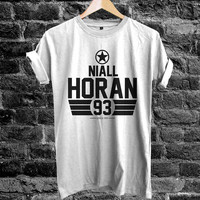 One Direction Shirt 1D Niall Horan Shirt Unisex Adult T Shirt Tee Size S M L DSPP1