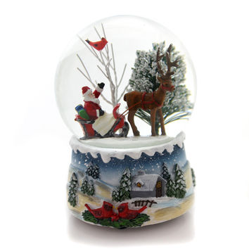 Christmas Christmas Waterball Christmas Decor