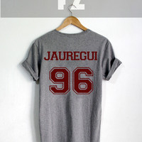 Lauren Jauregui Shirt Fifth Harmony Shirts Tshirt T-shirt Tee Shirt Grey Color Unisex Size - NK79