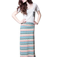 Threads for Thought Luna Maxi Skirt