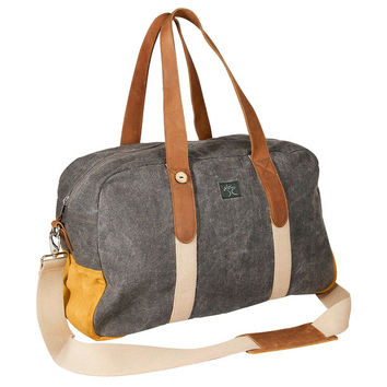 FAGUO: Weekender Bag 48 Carbon, at 10% off!