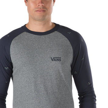 Crawler Raglan T-Shirt | Shop Mens T-Shirts at Vans