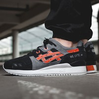 "Gel Lyte III Granite Pack ""Black Chili"""