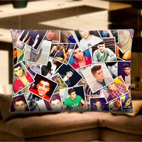 "Zain Malik One Direction Pillow Case Cover Bedding 30"" x 20"" Great Gift"