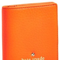 Women's kate spade new york 'cobble hill - small stacy' leather wallet