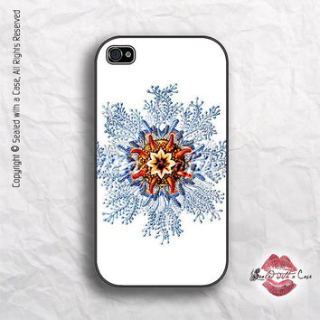 Siphonophorae by artist Ernst Haeckel  - iPhone 4 Case, iPhone 4s Case and iPhone 5 case