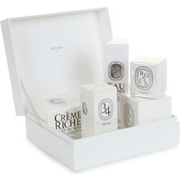 DIPTYQUE Rose and floral bouquet gift box