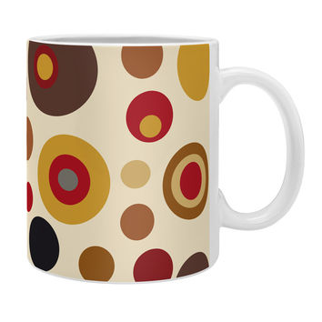 Viviana Gonzalez Vintage Colorplay 1 Coffee Mug