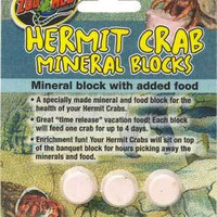 ZooMed Hermit Crab Mineral Blocks