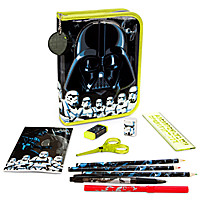 Star Wars Zip-Up Stationery Kit