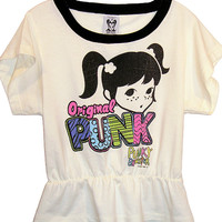 Punky Brewster Slouchy T-Shirt Top
