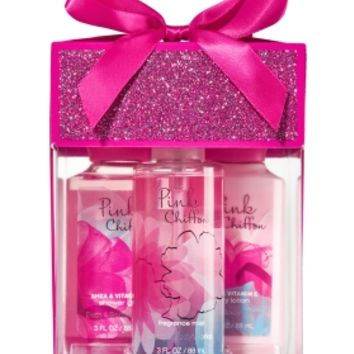 Petite Treats Gift Set Pink Chiffon