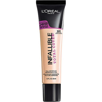 L'Oréal Infallible Total Cover Foundation | Ulta Beauty