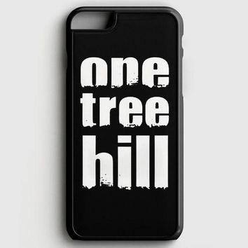 One Tree Hill iPhone 6 Plus/6S Plus Case | casescraft