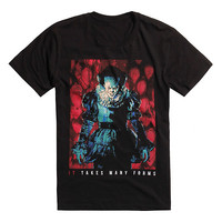 IT Takes Many Forms Pennywise Movie T-Shirt
