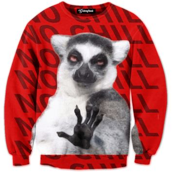 NO Chill Crewneck