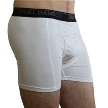 Spun Bamboo Men's Boxer Briefs