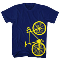 Fixie Bike T-Shirt Fixed Gear Bicyc.. on Luulla