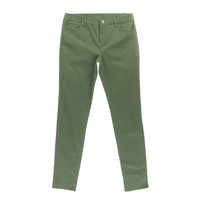 Style & Co. Womens Twill Tummy Slimming Skinny Pants