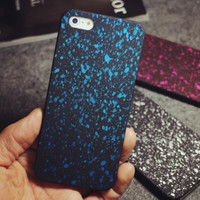 New Starry Sky iPhone 7 7 Plus & iPhone 6 6s Plus & iPhone 5s se Case Personal Tailor Cover + Gift Box