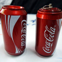 Coca Cola Tin USB Flash Drive