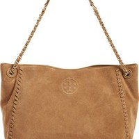Tory Burch 'Marion' Suede Tote | Nordstrom