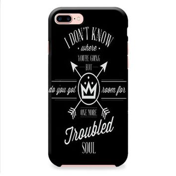 Fall Out Boy Alone Together Lyric iPhone 8 | iPhone 8 Plus Case