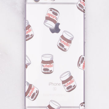Nutella Nutella iPhone Case