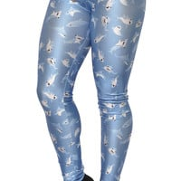 Shark Attack Leggings Design 336