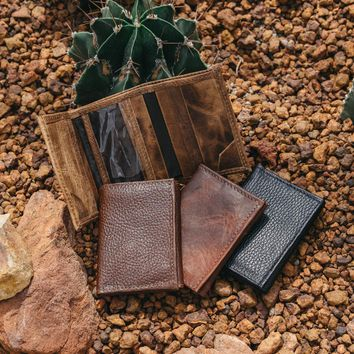Trifold Wallet | leather trifold | mens trifold wallet | Leather Wallet