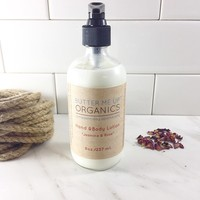 Hand and Body Lotion Moisturizer
