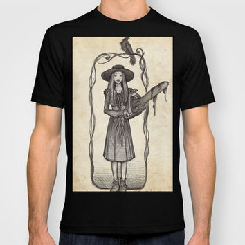 American Horror Story Coven T-shirt by Natasa Ilincic | Society6