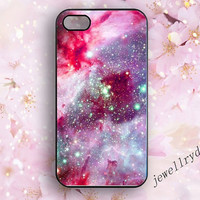 Ocean Starry Night Dreams iPhone Case,Samsung Galaxy S3/S4/S5 case,Nebula iphone 4/4s case,Starry sky colorful iphone 5/5s case