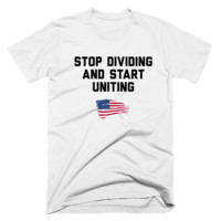 Stop Dividing And Start Uniting