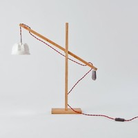 jelly table lamp, piers saxby candy | Folklore