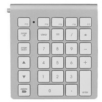 Bluetooth Keypad  Wireless Apple Mac Attachment Computer Number New Free