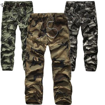 Vogue Anmi Camouflage Pants Hiphop Mens Joggers Pants Casual camo leg Sweatpants for Men Streetmen jogger pants men joggers boy