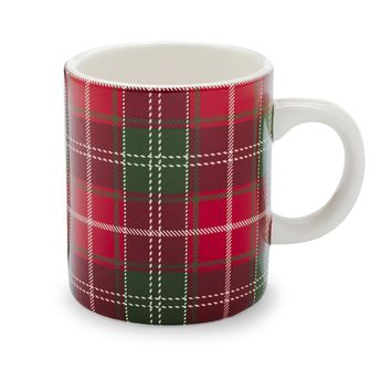 Plaid Mug | Sur La Table