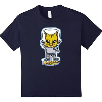 My Little Mr. Freddy - Cute Girl Shirt for the Cuties.