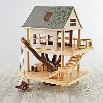Treehouse Play Set | The Land of Nod