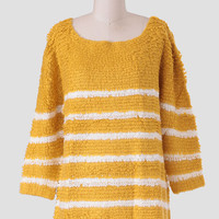 Amelie Stripe Sweater By Dear Creatures