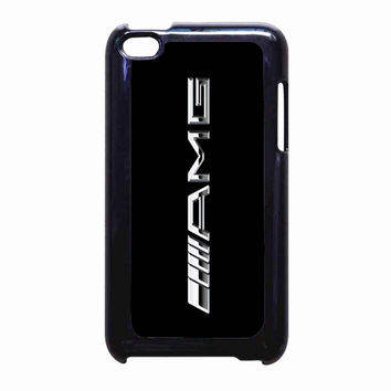 Mercedes AMG Logo Design FOR IPOD TOUCH 4 CASE *PS*