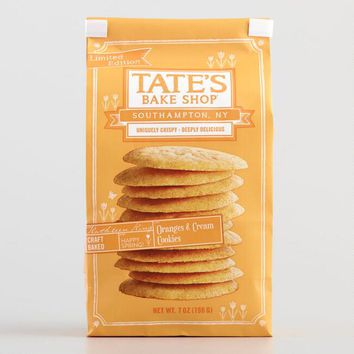 Tatefts Orange and Cream Cookies